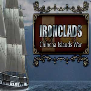 Buy Ironclads Chincha Islands War 1866 CD Key Compare Prices