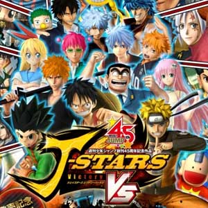 Buy J-Stars Victory VS PS3 Game Code Compare Prices