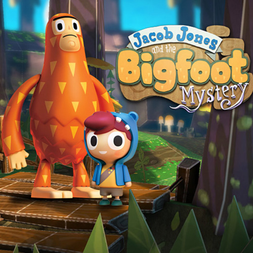 Jacob Jones and the Bigfoot Mystery Episode 1