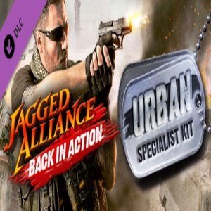 Jagged Alliance Back in Action DLC Urban Specialist Kit
