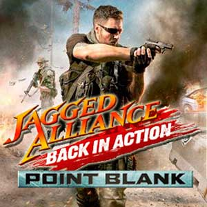 Buy Jagged Alliance Back in Action Point Blank CD Key Compare Prices