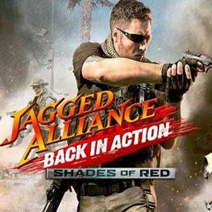 Buy Jagged Alliance Back in Action Shades of Red CD Key Compare Prices