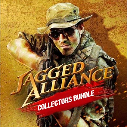 Buy Jagged Alliance Collectors Bundle CD KEY Compare Prices