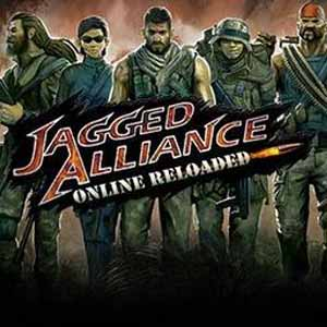Buy Jagged Alliance Online Reloaded CD Key Compare Prices