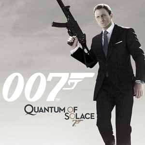 Buy James Bond Quantum of Solace Xbox 360 Code Compare Prices