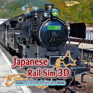 Buy Japanese Rail Sim 3D Travel of Steam Nintendo 3DS Compare Prices