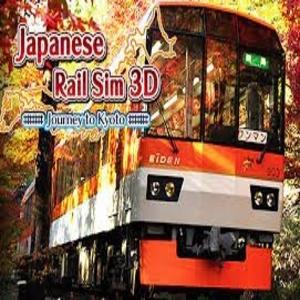 Japanese Rail Sim Journey to Kyoto