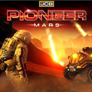 JCB Pioneer Mars