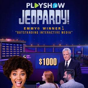 Jeopardy PlayShow