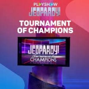 Jeopardy PlayShow Tournament of Champions