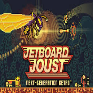 Buy Jetboard Joust Next Generation Retro CD Key Compare Prices