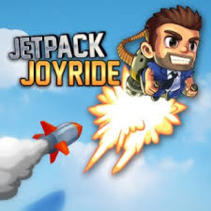 Jetpack Joyride Sleigh of Awesome