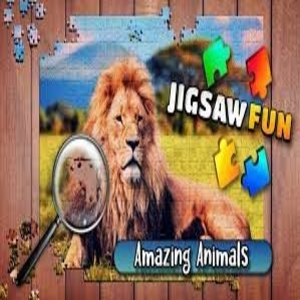 Jigsaw Fun Amazing Animals