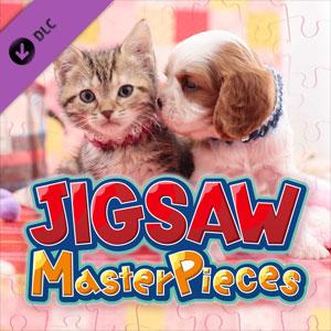 Jigsaw Masterpieces Black Cats in a Cat Welfare Cafe Kenta Igarashi