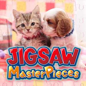 Jigsaw Masterpieces Cute Lovely Cats