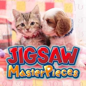 Jigsaw Masterpieces Little otte Takechiyo & Aoi