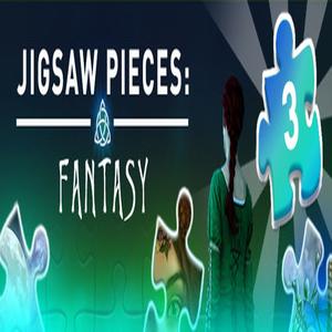 Jigsaw Pieces 3 Fantasy