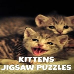 Jigsaw Puzzle Kittens