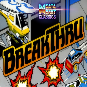 Johnny Turbos Arcade Break Thru