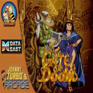 JOHNNY TURBOS ARCADE GATE OF DOOM