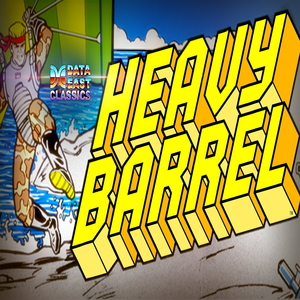 Johnny Turbos Arcade Heavy Barrel
