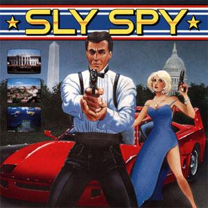 Johnny Turbo's Arcade Sly Spy