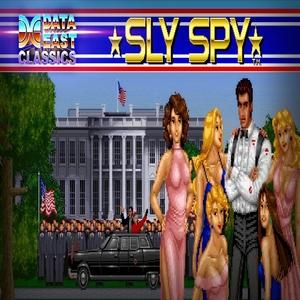 Johnny Turbos Arcade Sly Spy