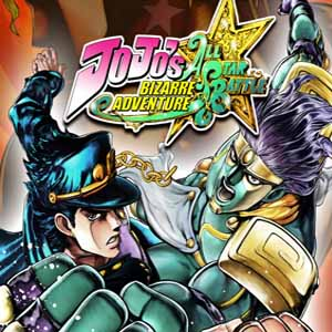 Jojos Bizarre Adventure All Star Battle