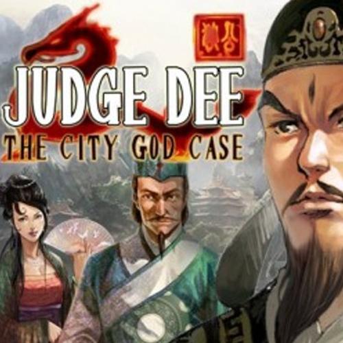 Judge Dee The City God Case