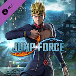 JUMP FORCE Character Pack 14 Giorno Giovanna