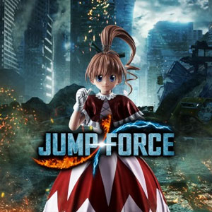 JUMP FORCE Character Pack 2 Biscuit Krueger