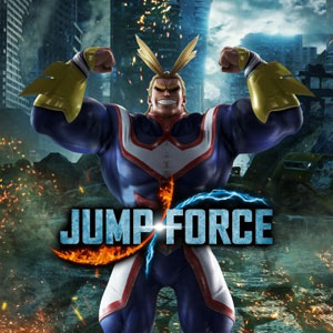JUMP FORCE Character Pack 3 All Might