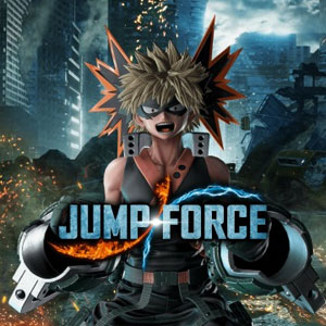 JUMP FORCE Character Pack 5 Katsuki Bakugo