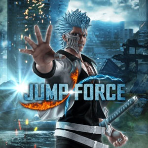 Buy JUMP FORCE Character Pack 8 Grimmjow Jaegerjaquez CD Key Compare Prices