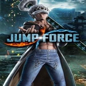 JUMP FORCE Character Pack 9 Trafalgar Law