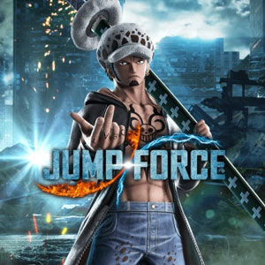 Buy JUMP FORCE Character Pack 9 Trafalgar Law PS4 Compare Prices