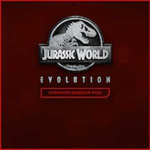 Jurassic World Evolution Carnivore Dinosaur Pack