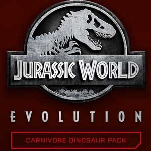 Buy Jurassic World Evolution Carnivore Dinosaur Pack CD Key Compare Prices