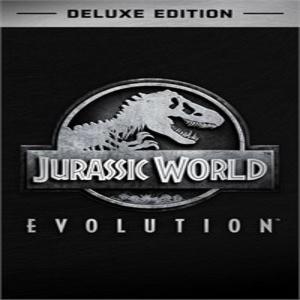 Jurassic World Evolution Deluxe Bundle