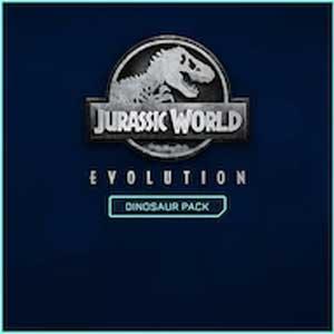 Jurassic World Evolution Deluxe Dinosaur Pack