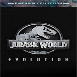 Jurassic World Evolution Dinosaur Collection
