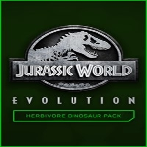 Jurassic World Evolution Herbivore Dinosaur Pack