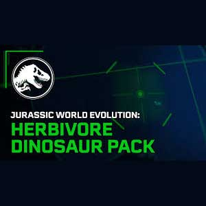Buy Jurassic World Evolution Herbivore Dinosaur Pack CD Key Compare Prices