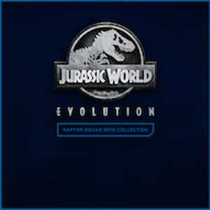 Buy Jurassic World Evolution Raptor Squad Skin Collection PS4 Compare Prices