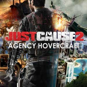 Buy Just Cause 2 Agency Hovercraft CD Key Compare Prices