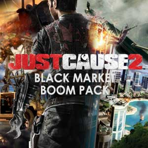 Buy Just Cause 2 Black Market Boom Pack CD Key Compare Prices