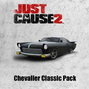 Buy Just Cause 2 Chevalier Classic CD Key Compare Prices