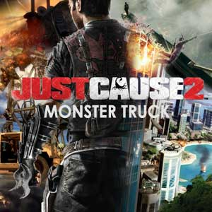 Buy Just Cause 2 Monster Truck CD Key Compare Prices