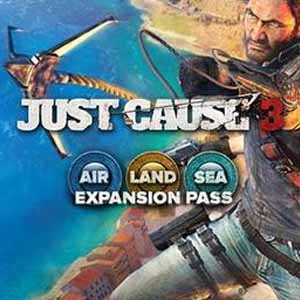 Just Cause 3 Air, Land & Sea