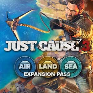 Just Cause 3 Air, Land & Sea Expansion Pass